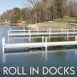 Remer Custom Docks, Northern MN